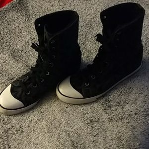 Authentic High top coach boots 7.5B